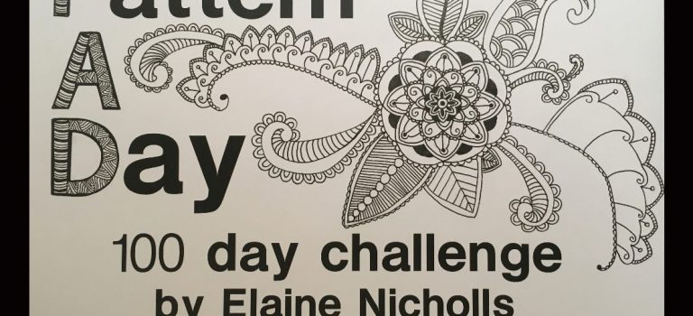 100 day challenge- a Pattern A Day